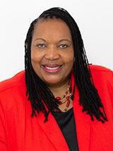 Councillor Trish Mandewo
