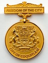 Freedom of the City Medal
