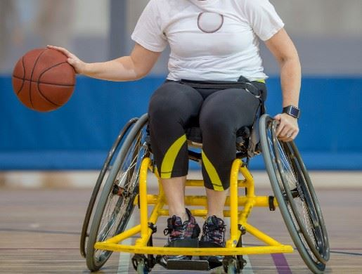 Accessible Drop-in Sports