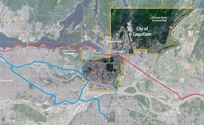 City of Coquitlam Mapping