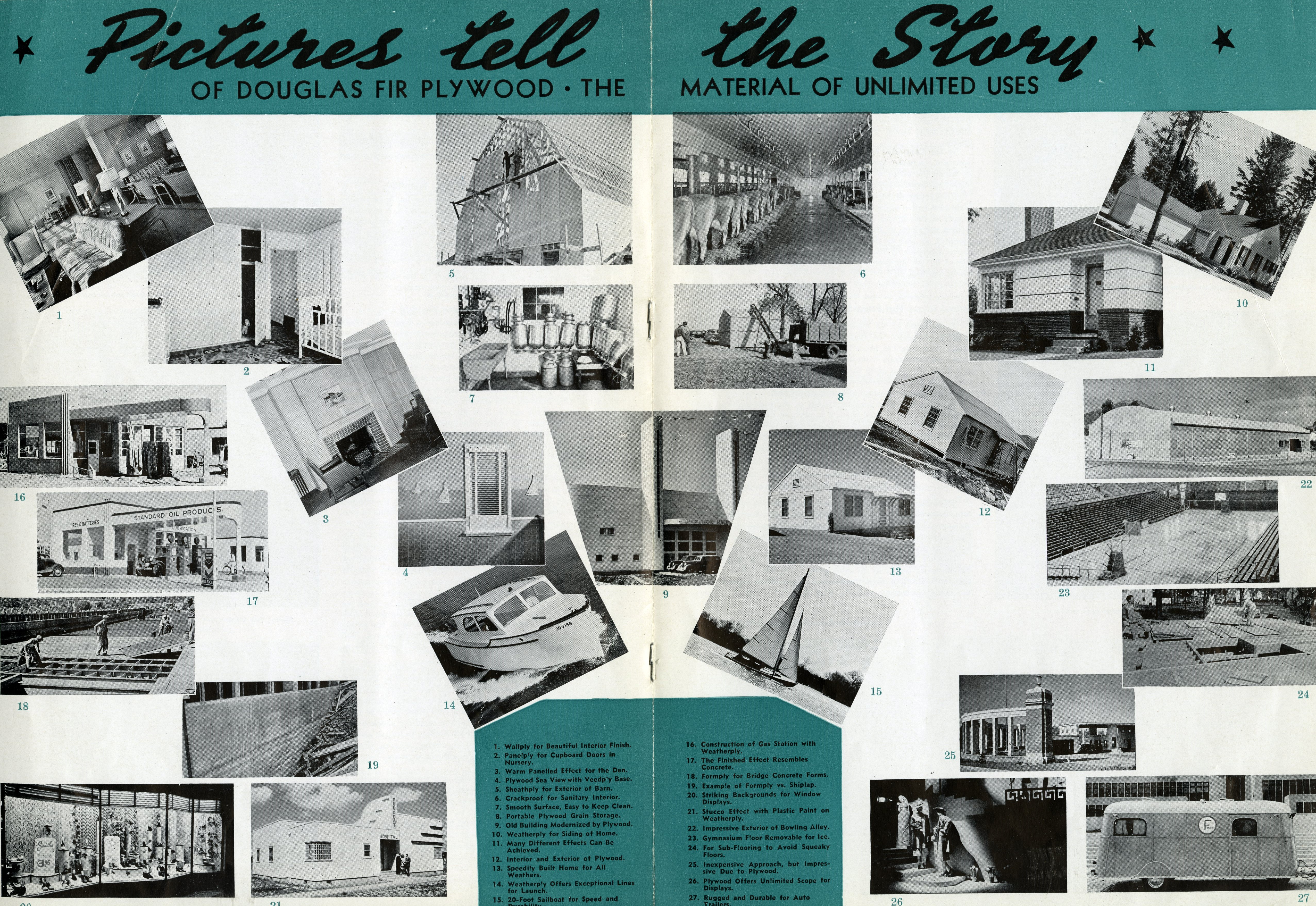 Information Brochure, Circa 1950s (JPG) Opens in new window