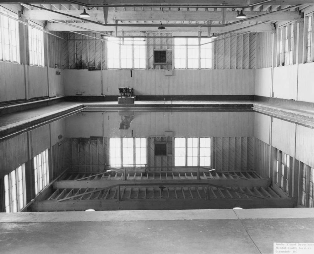 Boys' Industrial School, swimming pool, Port Coquitlam Opens in new window